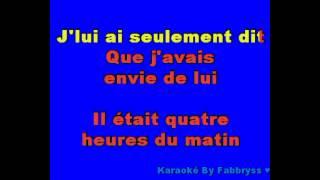Ziggy - Starmania - Karaoké FKA