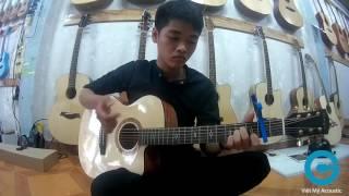Gangnam Styler Solo- Hồ Khoa Toàn- Acoustic Guitar Cover