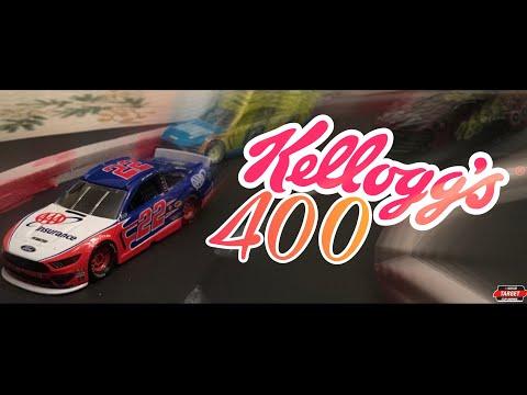 NASCAR Stop Motion // TCS Season 2 Race 7 // @Darlington