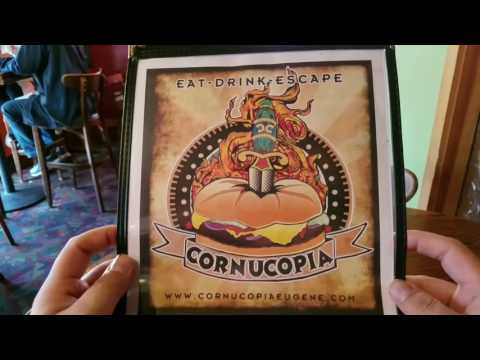 Episode 1. Cornucopia Bar And Burgers
