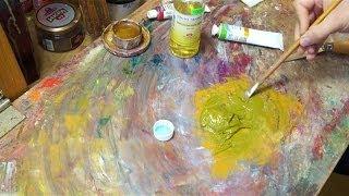 Краски своими руками. Технические советы в масляной живописи