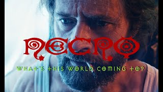 "NECRO - ""WHAT'S THIS WORLD COMING TO?"" OFFICIAL VIDEO (PANDEMIC CORONAVIRUS COVID-19 THEME)"