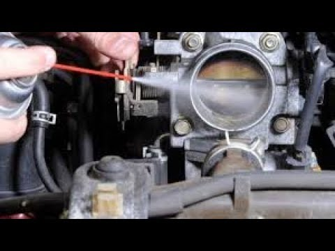 CLEANING CAR THROTTLE BODY AT HOME (PETROL/CNG)