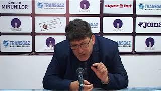 Cristian Pustai dupa Gaz Voluntari 1-0 | novatv.ro