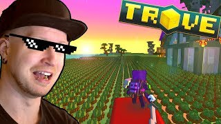 MAXED OUT GARDENING BADGE! ✪ Let's Play Trove Gameplay #497