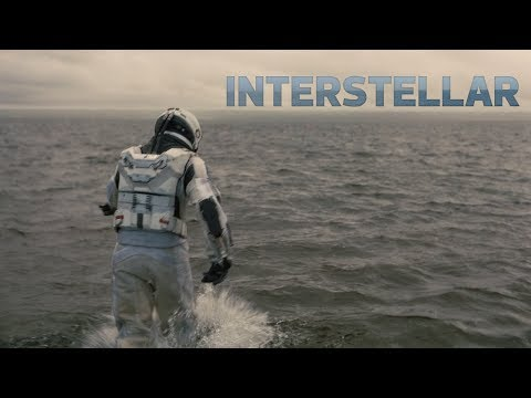 Interstellar (2014) - Miller's Planet with Dunkirk OST [IMAX HD]