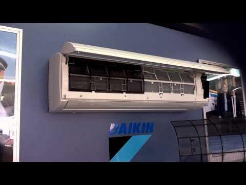 daikin split system controller manual
