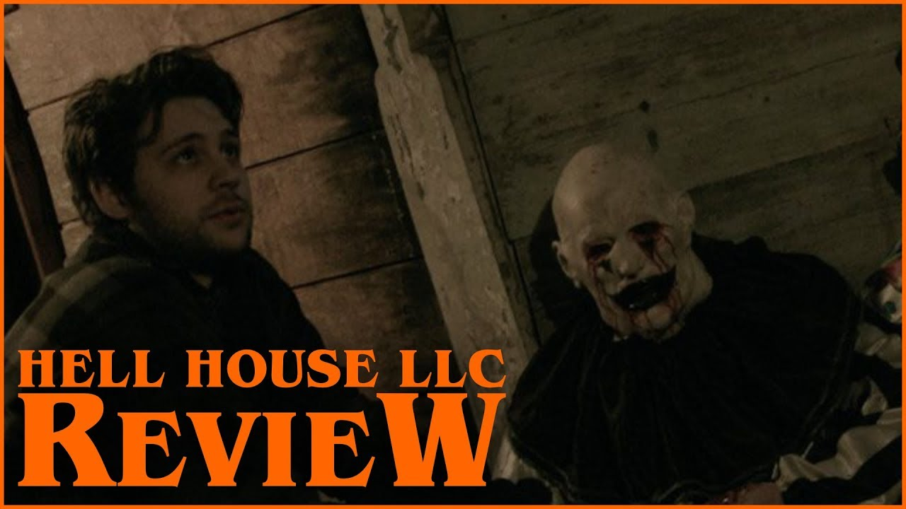 hell house llc - movie review - youtube