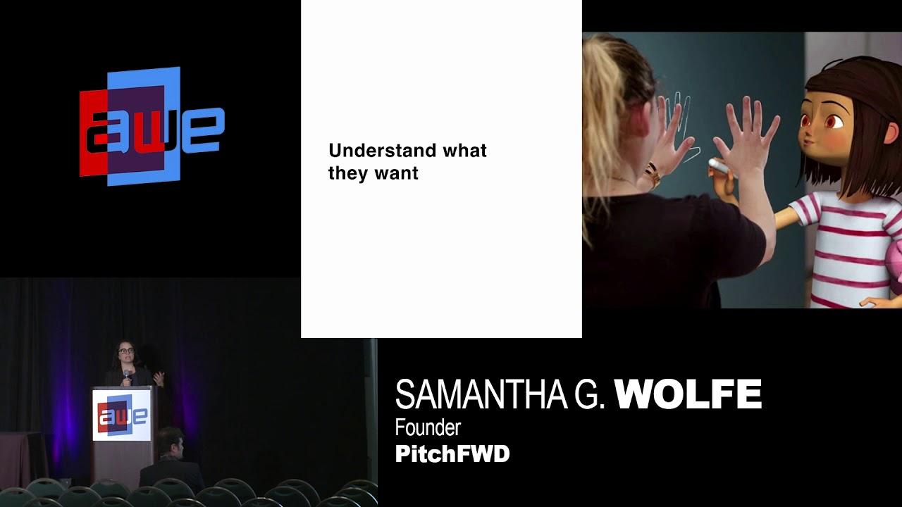 Samantha G Wolfe Pitchfwd Vrs Consumer Conundrum