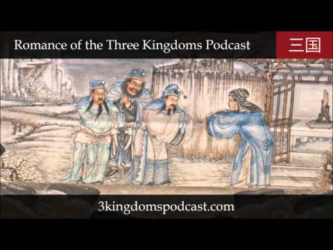 Romance of the Three Kingdoms Podcast 037