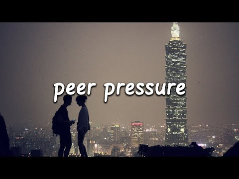 James Bay - Peer Pressure (Lyrics) ft. Julia Michaels Mp3