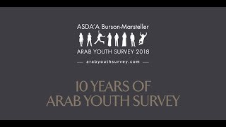 10th #ArabYouthSurvey LIVE