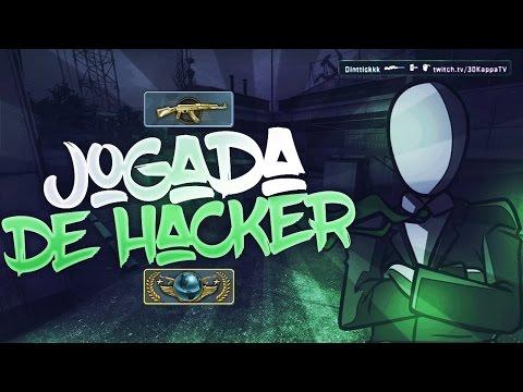 CS:GO ROAD TO GLOBAL #8 - JOGADA DE HACKER