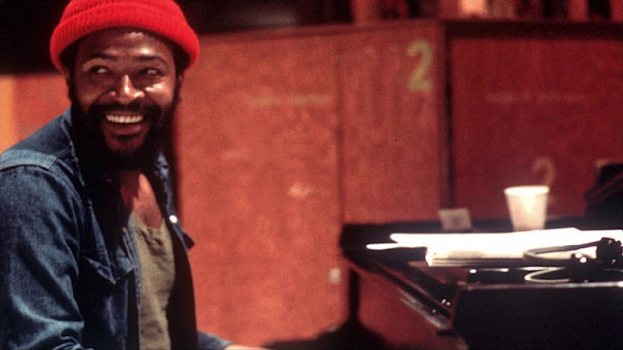 TROUBLE MAN MARVIN GAYE YOUTUBE