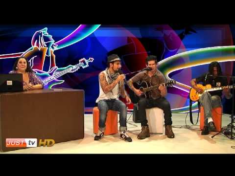 Mickey Diesel e The Best of Independent Music no Banda Mix -  JustTV - 13/01/11