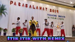 PASASALAMAT 2019 - Paskong Masaya Hatid ay Ligaya / Modern dance with remix
