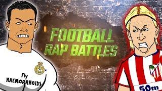 RONALDO vs TORRES...Football Rap Battle! (Parody Real vs Atletico Champions League Final)
