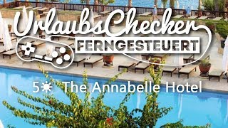 5☀ The Annabelle Hotel | Paphos