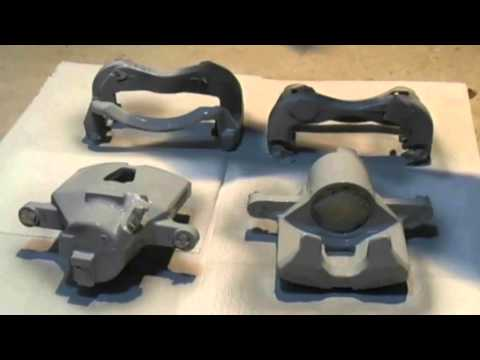 Rebuild Your Calipers