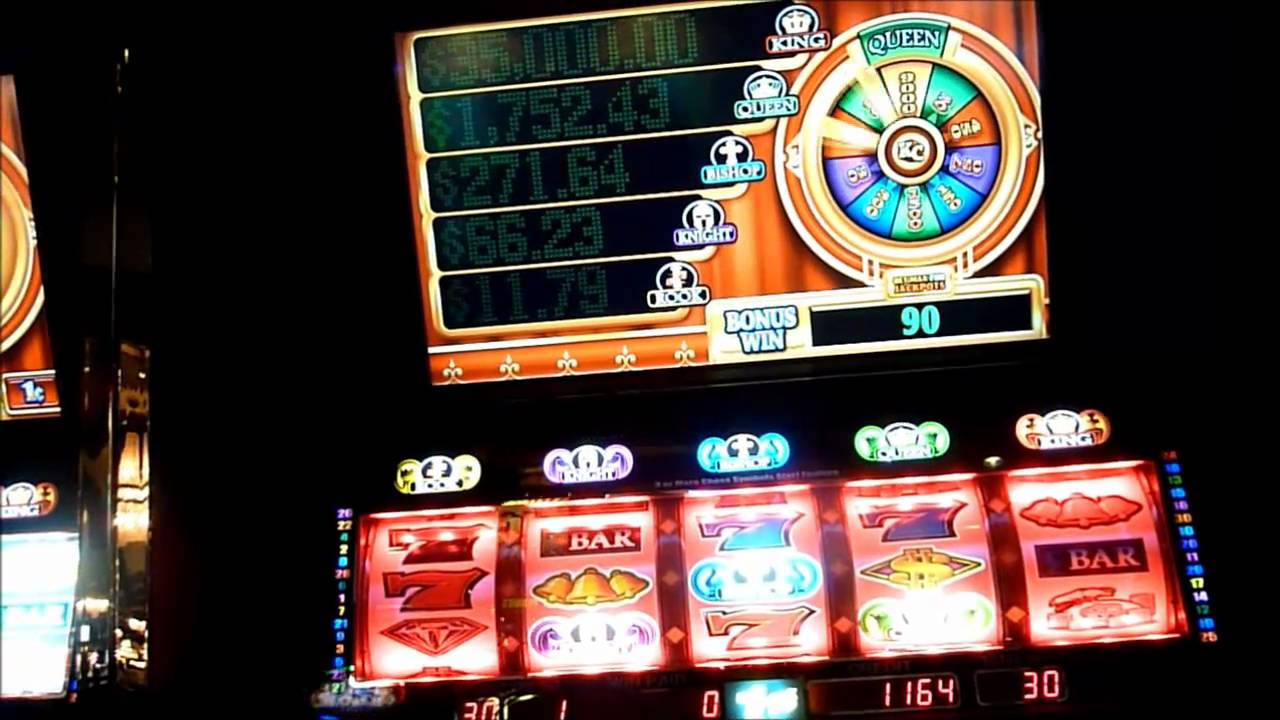 Kings Crown Slot Machine