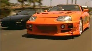 【追悼】ワイルドスピード - トヨタ・スープラ 復活シーン スープラ 検索動画 19