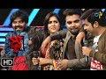 Dhee 10 | 2nd August 2017| Full Episode | ETV Telugu