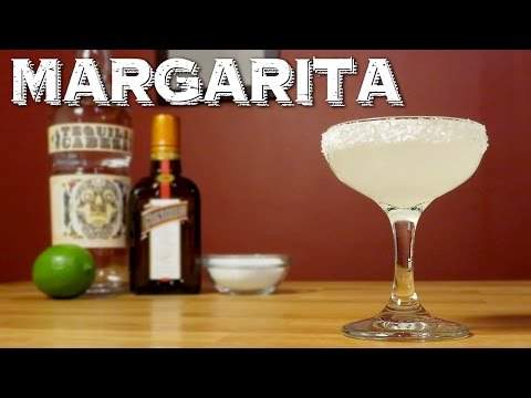 Margarita - How To Make The Classic Tequila Cockail