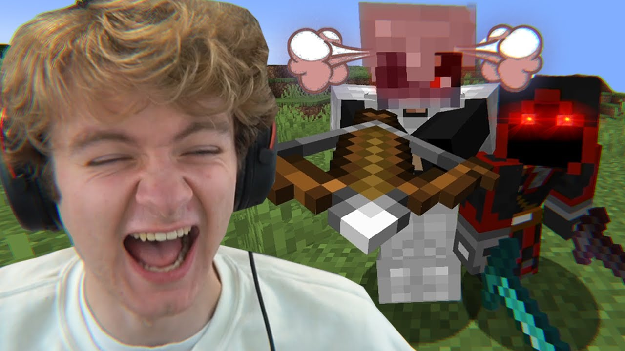 Download Corpse joined my Minecraft server. Now he hates me.