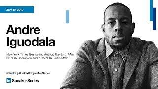 LinkedIn Speaker Series: Andre Iguodala