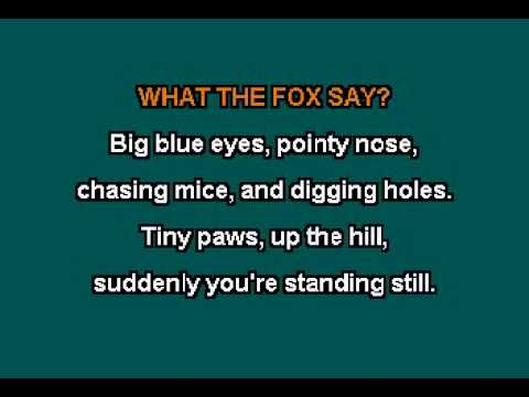 dck042 10  What Does The Fox Say   The Fox    kararadio