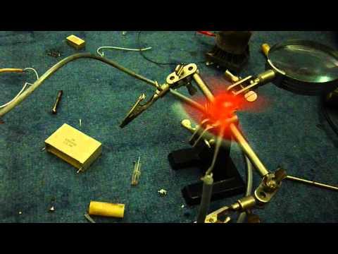 Ионный двигатель на умножителе