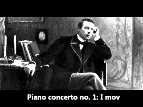 The Art Of Sergei Rachmaninov - Great Russian Composer