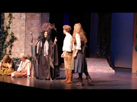 Into The Woods (Presented by Desert Christian High School)