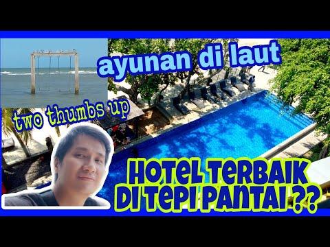 HOTEL MARBELLA ANYER TERUPDATE 2021    LANGSUNG PANTAI DI BELAKANG HOTEL