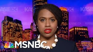 Ayanna Pressley: ICE Cannot Be Reformed, Must Be Abolished   Kasie DC   MSNBC