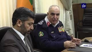 اللجنة الإدارية النيابية تطلع على استعدادات الدفاع المدني  - (24-12-2018)