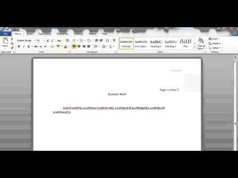 Mla Formatting For Your Five Paragraph Essay