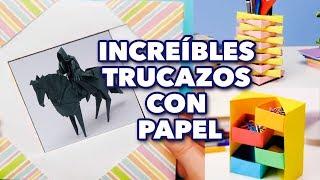 INCREÍBLES__TRUCAZOS_CON_PAPEL_QUE_TE_HARÁN_AHORRAR_MILES_DE_PESOS._MAIRE_VS_EL_INTERNET