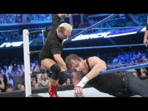 Ups & Downs From Last Night's WWE SmackDown (Nov 8)