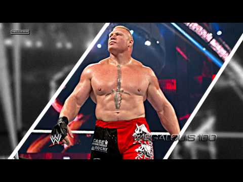 Brock Lesnar 7th WWE Theme Song  Next Big Thing With Download Link