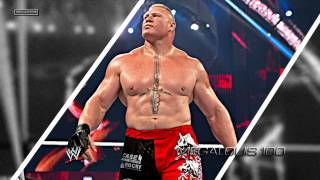 Brock Lesnar 7th WWE Theme Song - ''Next Big Thing'' With Download Link