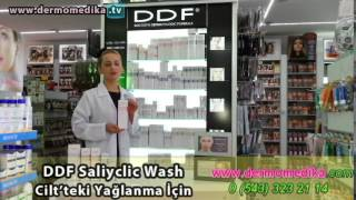 DDF Saliyclic Wash Ciltteki Yağlanma için - Dermomedika.com Thumbnail