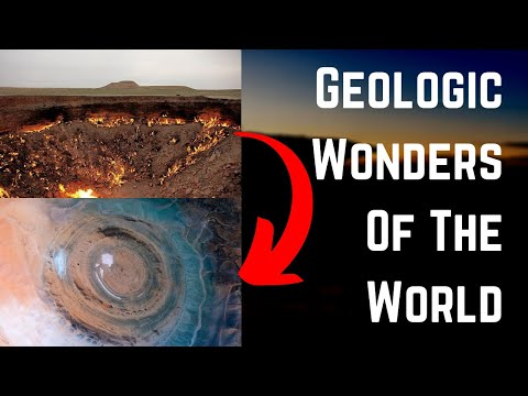 10 Geological Wonders of the World
