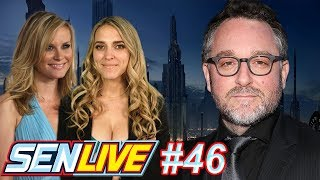 Trevorrow's Star Wars Ep 9 Script Leaked?! Roxy Is Here and Will Bonnie Show Up? - SEN LIVE #46