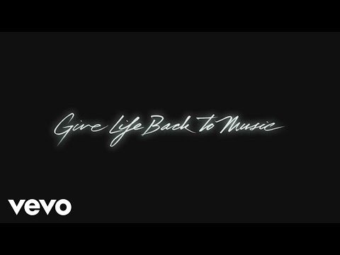 Daft Punk - Give Life Back to Music (Official Audio)