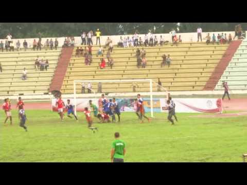 Football BD-Nepal Match