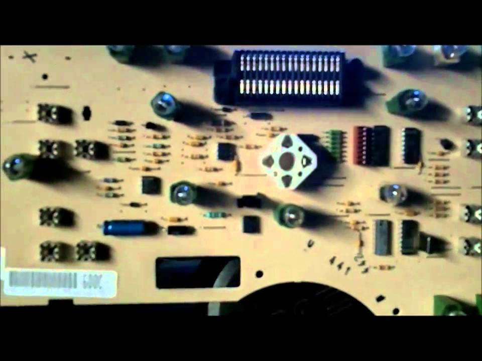 94 Chevy 1500 Wiring Diagram Yamaha Wave Blaster 1991 Gmc Pickup - Replace Your Gauge Lights With Leds Youtube