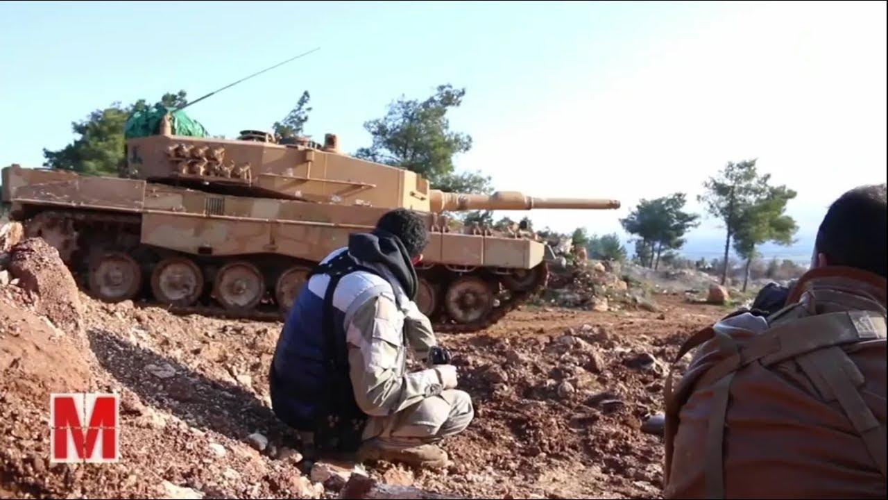 Syrien Türkei Krieg