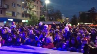 Sore si Smiley in concert in Pitesti!