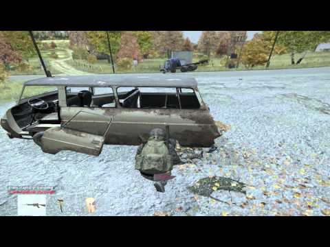 HACKERS!!!!! (DayZ Funny Moments)